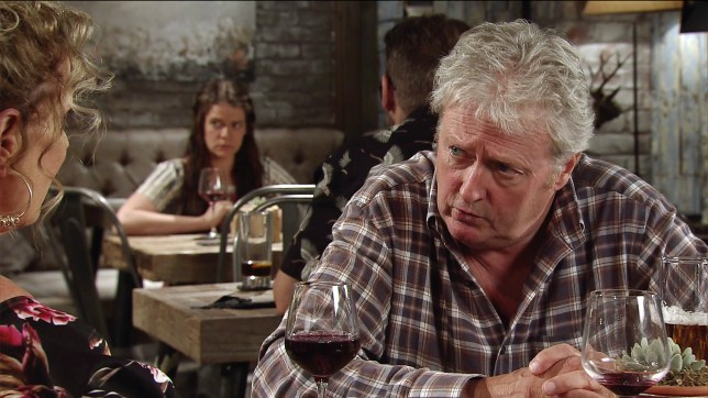 Jim McDonald in Coronation Street