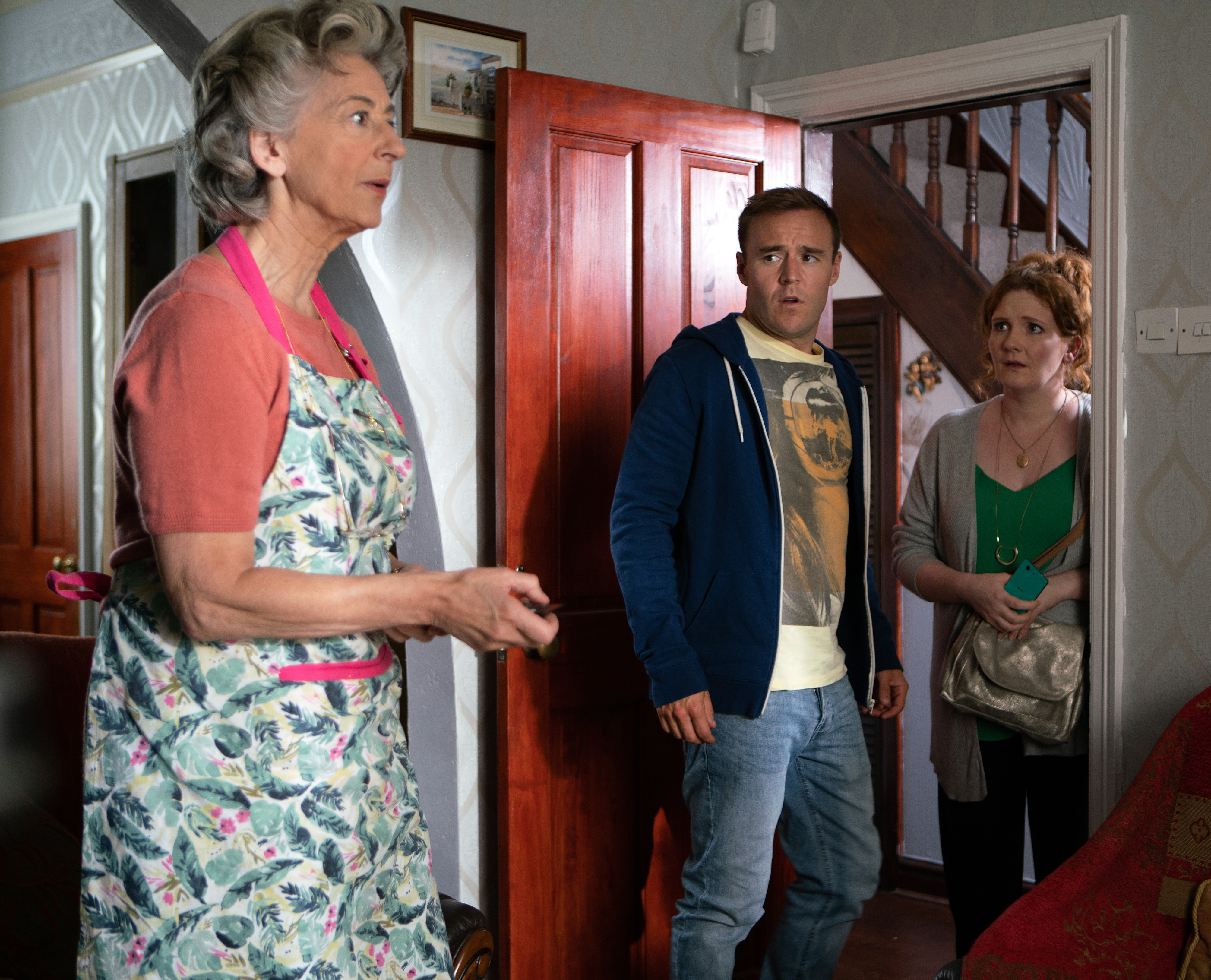 Coronation Street spoilers: Tyrone Dobbs meets his fearsome grandmother Evelyn as Maureen Lipman debuts