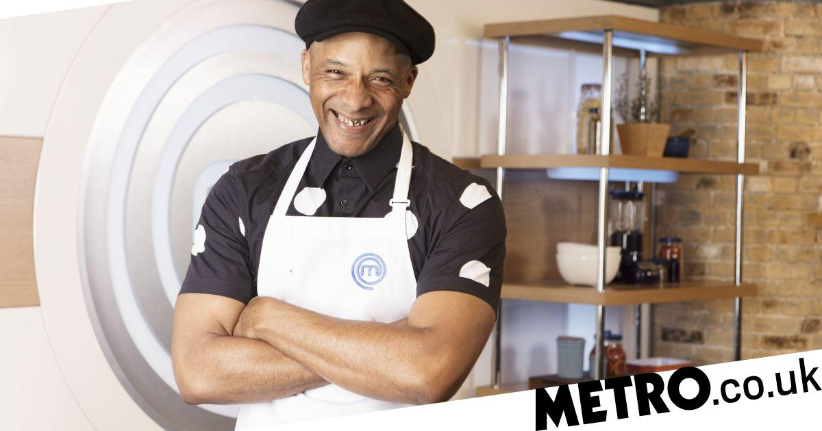 Who is Celebrity MasterChef contestant Jay Blades?
