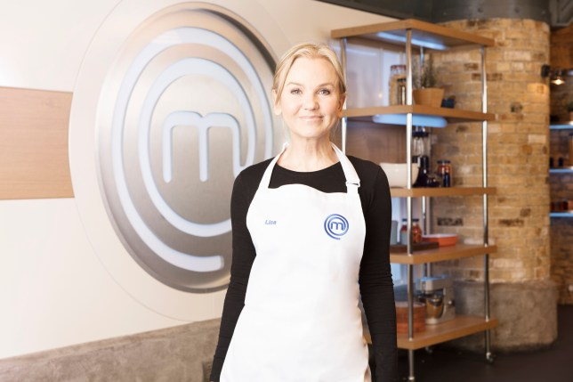 Who did Celeb MasterChef's Lisa Maxwell play in EastEnders