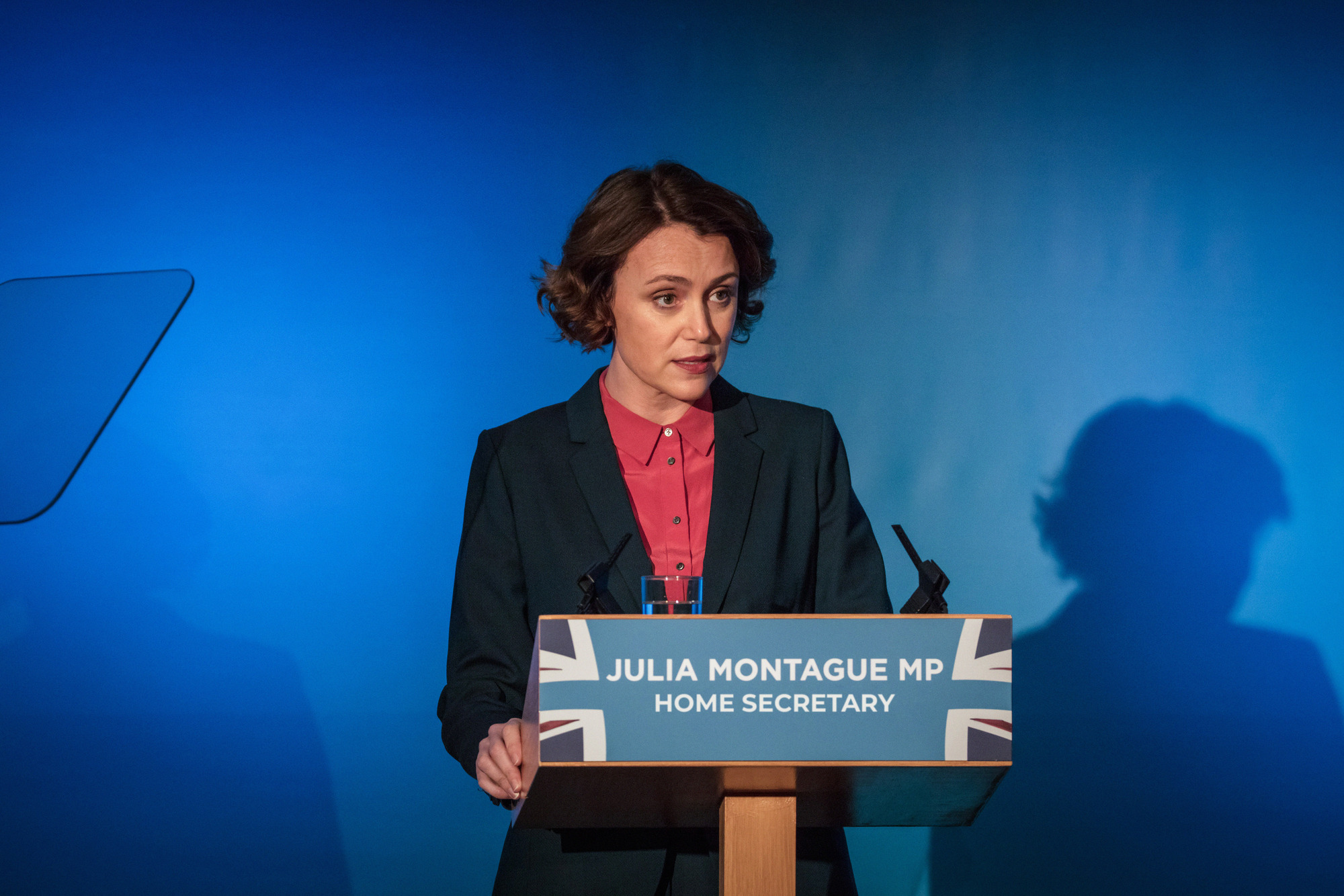 Bodyguard star Keeley Hawes seems to reveal Julia Montague's fate in emotional tweet