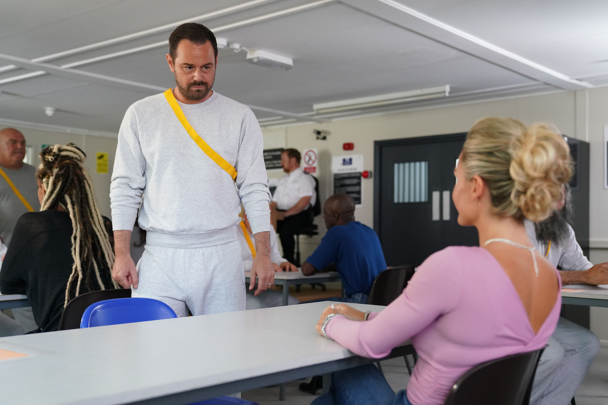 EastEnders spoilers: Mick Carter's mystery woman to save him from paedophilia ultimatum tonight?
