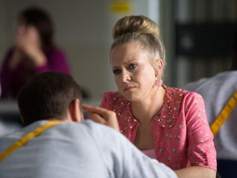 EastEnders spoilers: Kellie Bright and Luisa Bradshaw-White reveal huge Carter scenes ahead but is Linda lying?