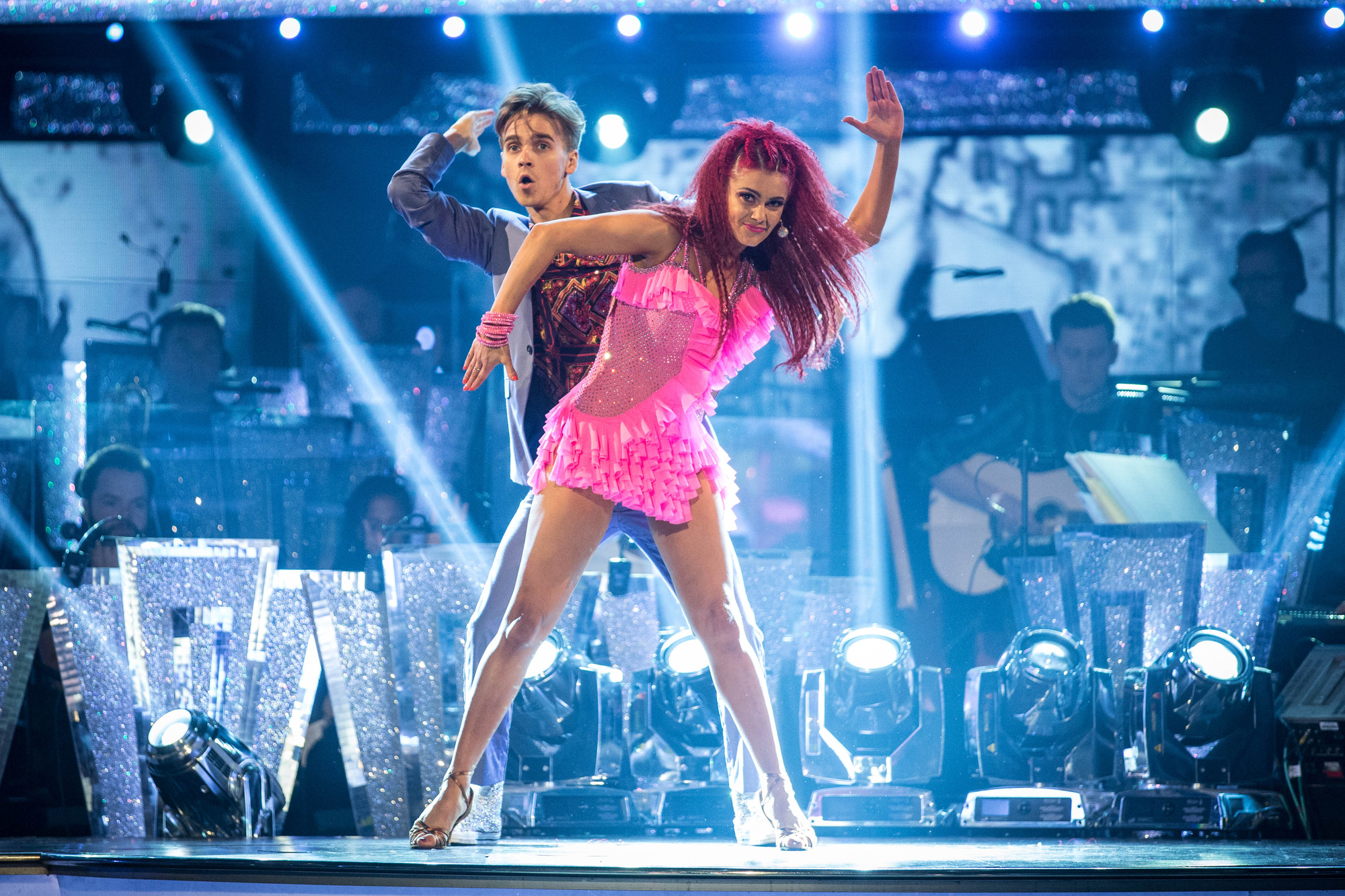 Joe Sugg leaves impressed viewers 'pleasantly surprised' as he makes Strictly Come Dancing debut