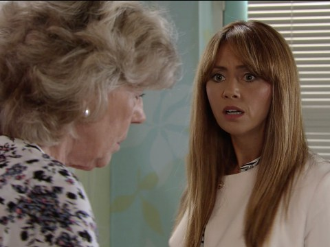 Who plays Maria Connor in Coronation Street and what do you know her from?