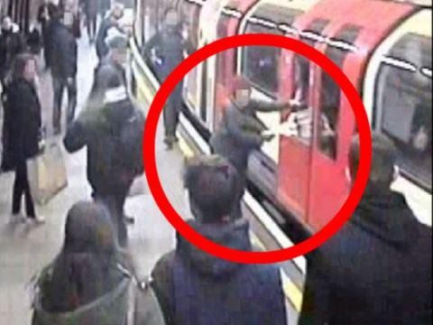 Woman dragged into Central line Tube tunnel at Notting Hill Gate when bag got stuck in doors