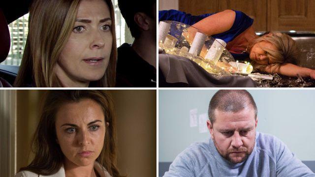 25 soap spoilers: Emmerdale Kim Tate death horror, Corrie crash disaster, EastEnders rape trauma, Hollyoaks wedding pain