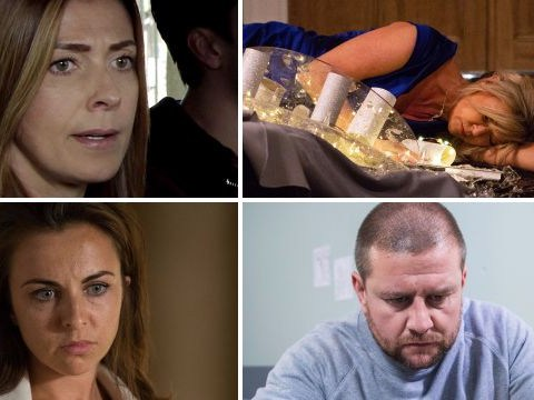 25 soap spoilers: Emmerdale Kim Tate death horror, Corrie crash disaster, EastEnders rape trauma, Hollyoaks wedding pain