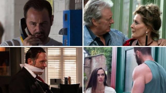 EastEnders Mick, Coronation Street Jim, Emmerdale Graham and Hollyoaks Mercedes soap spoilers