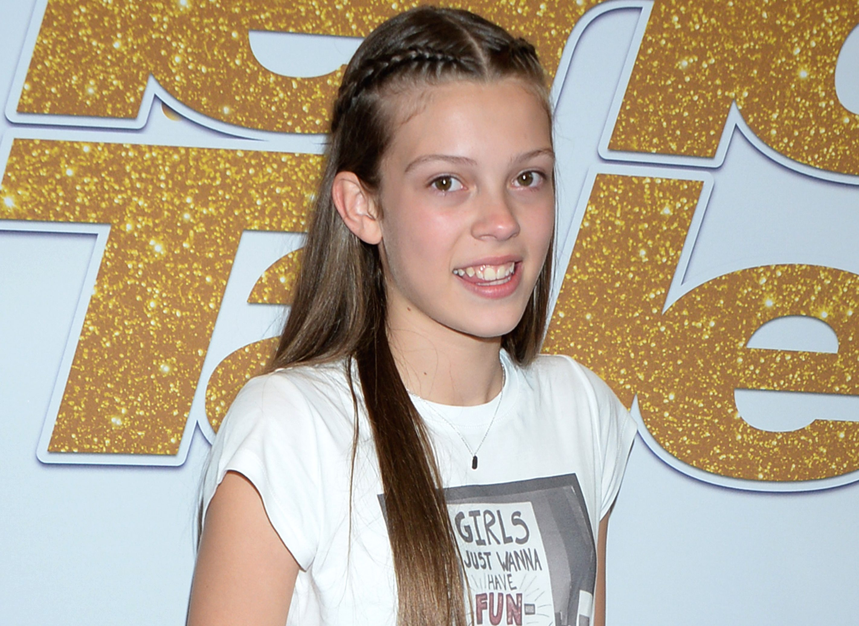 British schoolgirl Courtney Hadwin 'could make six-figures' after America's Got Talent