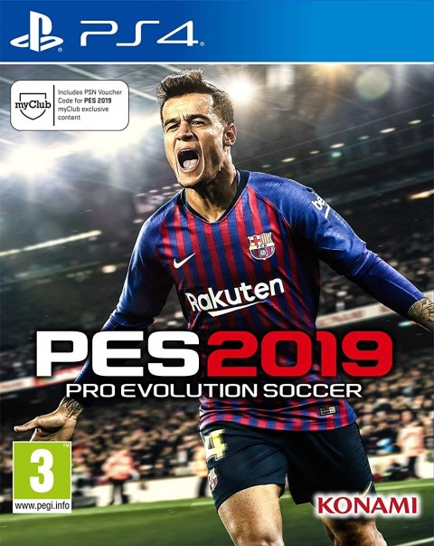 Pes 2019 Pc Requirements