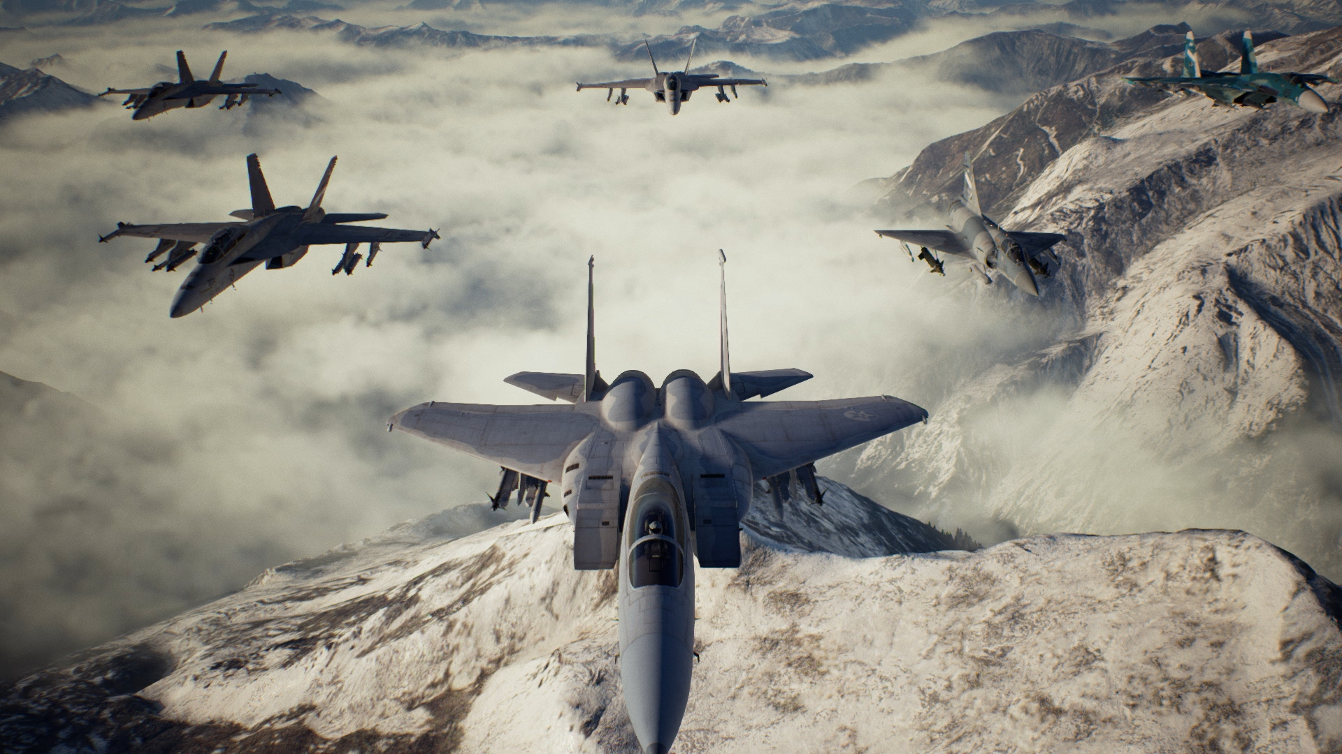 Ace Combat 7 hands-on preview and interview – 'what's fun for the players is being good at something that's not easy'