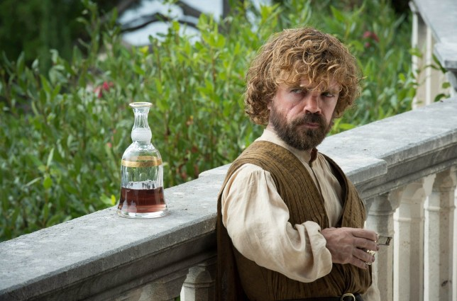 Television Programme: Game of Thrones with Peter Dinklage as Tyrion Lannister. Peter Dinklage, 'The Wars To Come', (Season 5, ep. 01) Game of Thrones - 2015. No Merchandising. Editorial Use Only. No Book Cover Usage Mandatory Credit: Photo by HBO/Everett/REX_Shutterstock (4705667g)