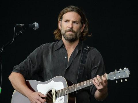 Bradley Cooper praises 'unbelievable' Glastonbury Festival where he shot A Star Is Born