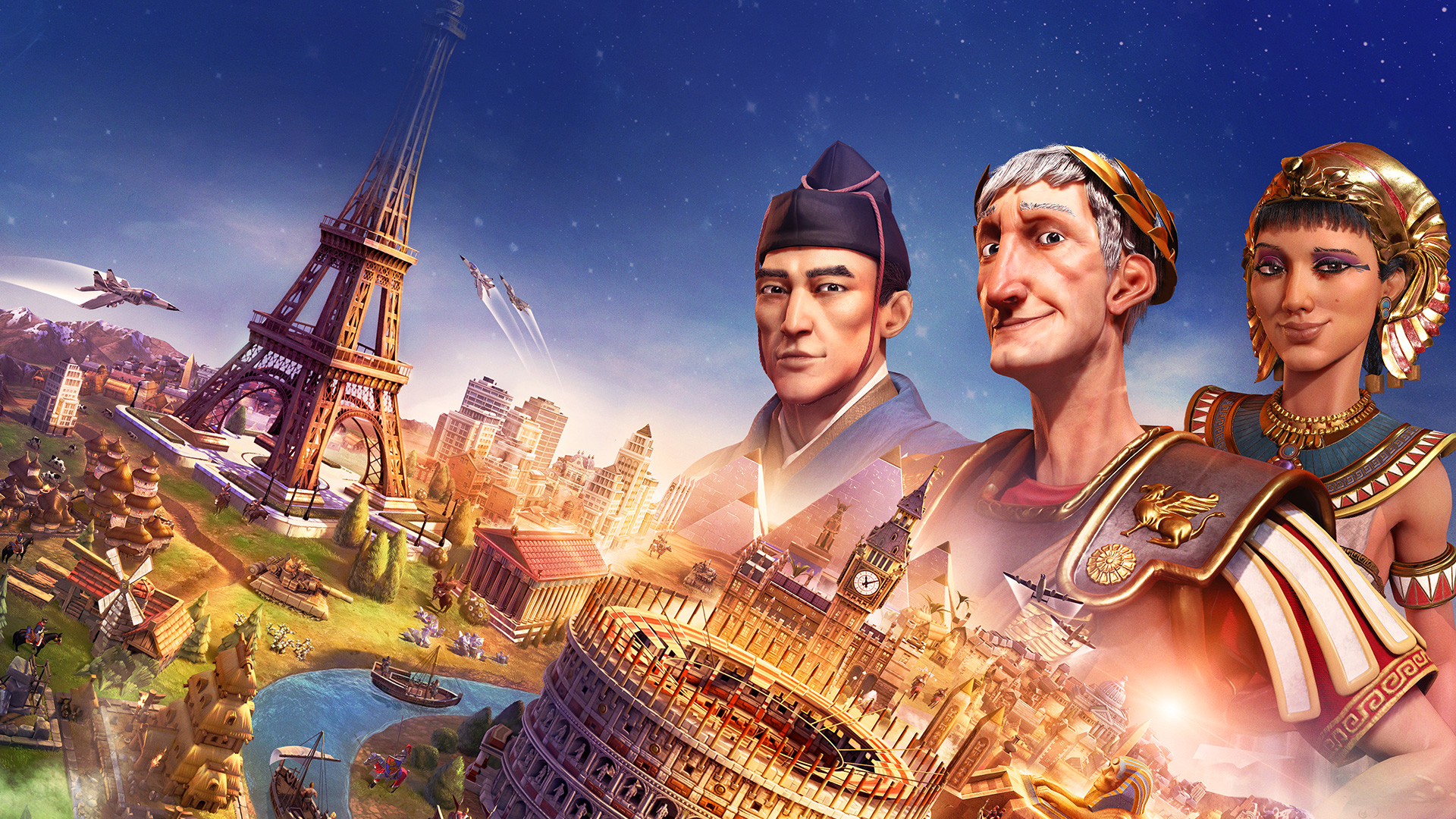 Sid Meier's Civilization VI - switching formats