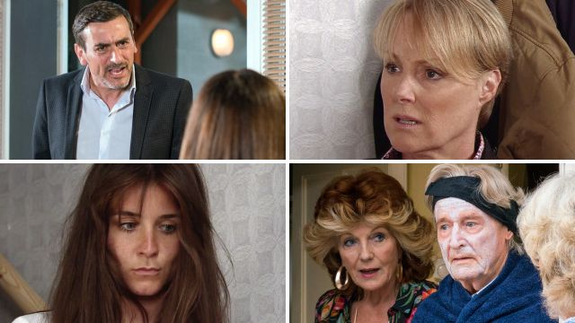 Coronation Street spoilers for Peter, Carla, Sally, Sophie, Ken, Claudia and Audrey