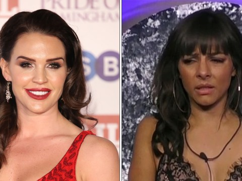 Danielle Lloyd worries Roxanne Pallett 'might hurt herself' following Ryan Thomas punch claims