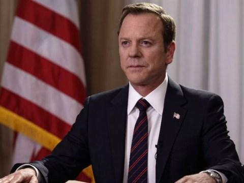 Kiefer Sutherland's Designated Survivor saved by Netflix – renewed for season 3