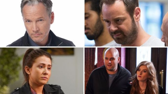 EastEnders spoilers for Ray, Mick, Bex and Stuart
