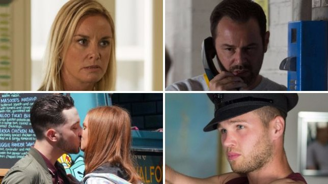 EastEnders spoilers for Mel, Mick, Tiffany, Jagger and Keanu