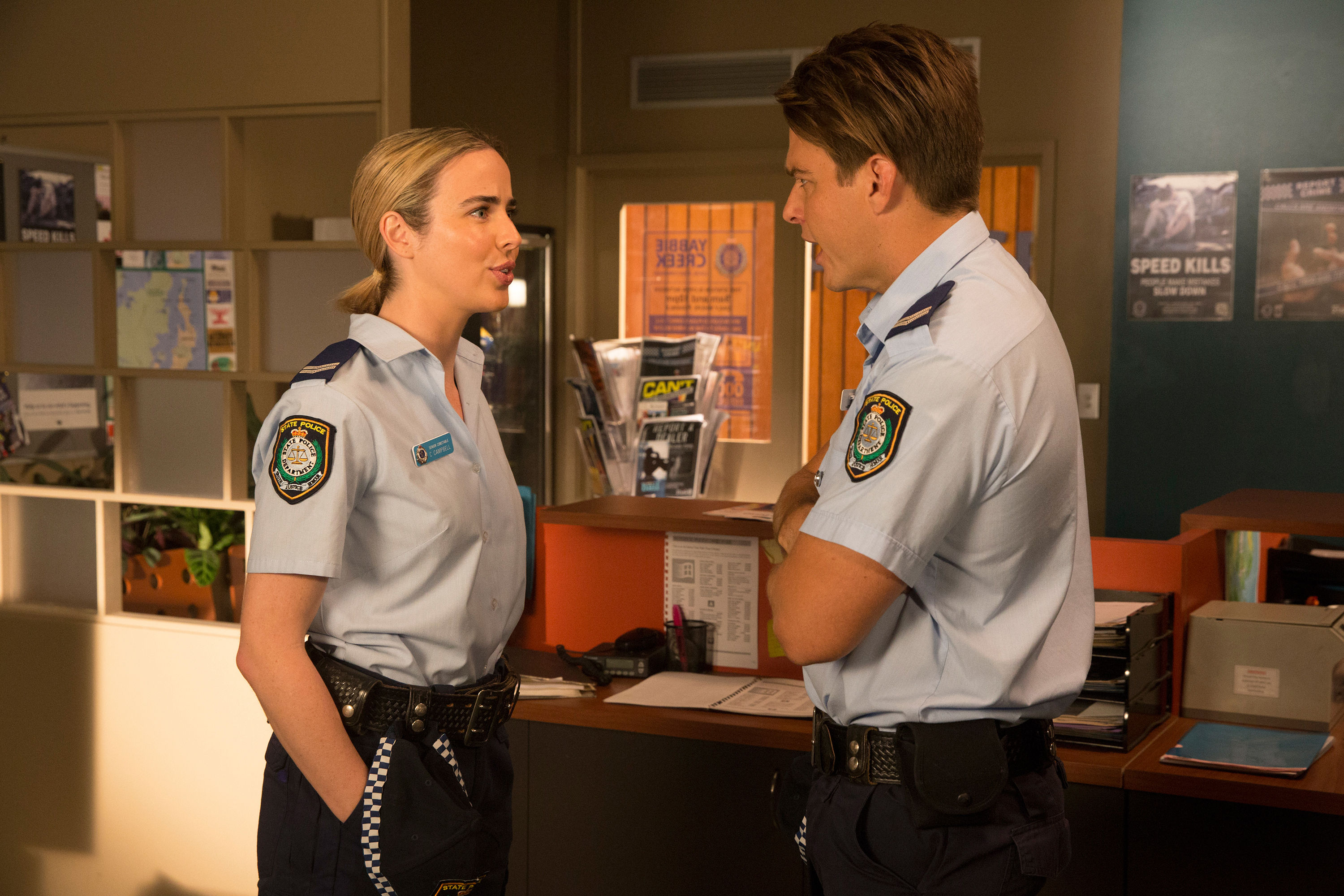 Home and Away spoilers: New police officer Chelsea arrives in the Bay