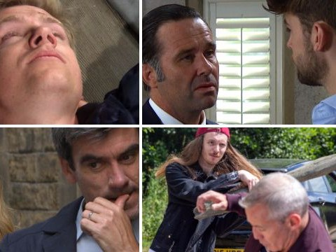 10 Emmerdale spoilers: Tragic Rebecca reveal, Robert collapse and Bails rape trial