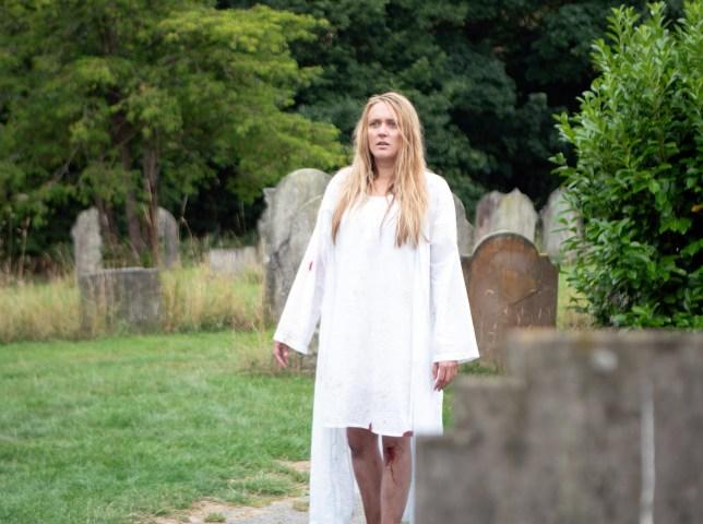 Rebecca returns to Emmerdale