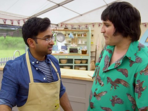 GBBO winner Rahul 'didn't always get' Noel Fielding but is happy to now know what a fist bump is