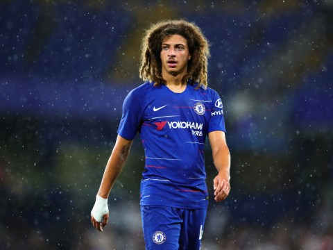Frank Lampard reveals failed loan bid for in-form Chelsea teenager Ethan Ampadu