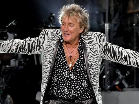 Rod Stewart admits he was 'a coward' when it came to dumping women
