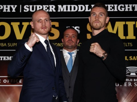 George Groves vs Callum Smith UK time, date, TV channel, live stream, undercard and odds