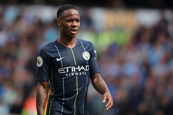 Manchester City forward Raheem Sterling to miss England games against Spain and Switzerland