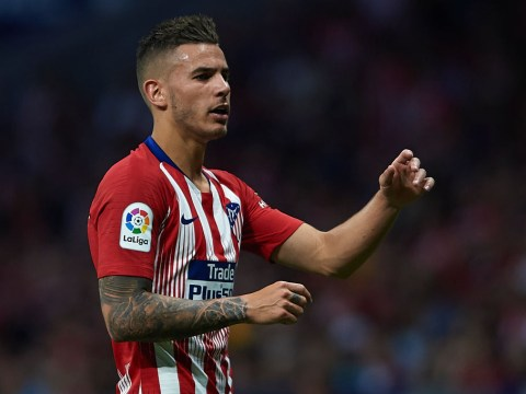 Manchester United ready to sign £72m Real Madrid target Lucas Hernandez in January