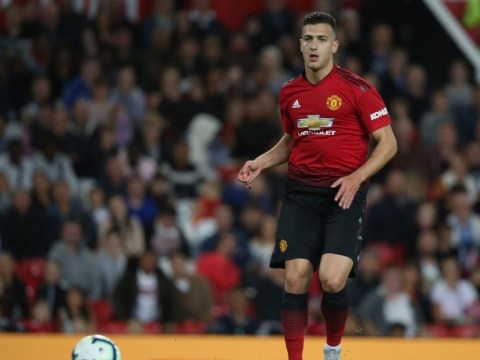 Diogo Dalot drops hint over Manchester United debut against Watford