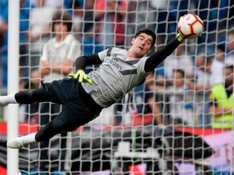 Thibaut Courtois gives bizarre reason for going on strike at Chelsea
