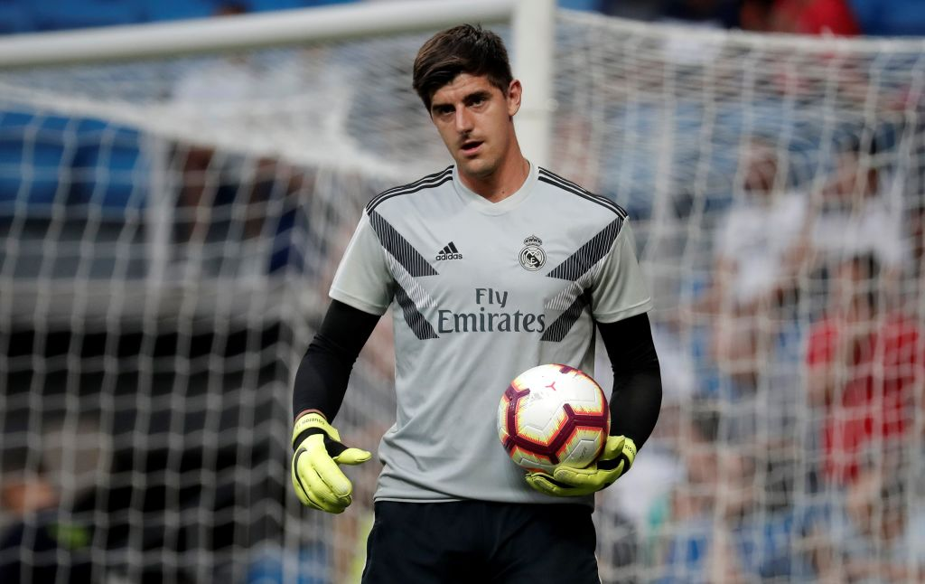 Thibaut Courtois aims another dig at Chelsea over tiny Stamford Bridge stadium