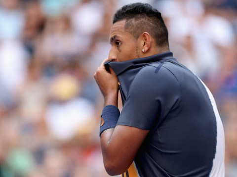 Nick Kyrgios admits he should learn from Roger Federer as he considers mentor