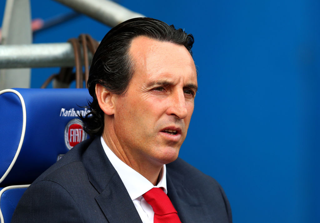 Rafael Benitez compares Unai Emery's Arsenal to two of his former sides