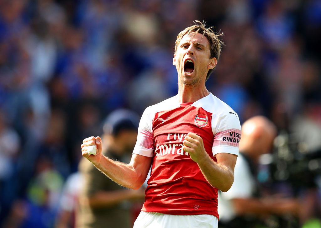 Nacho Monreal in discussions to extend Arsenal stay