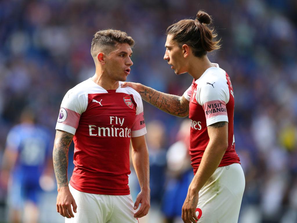 Unai Emery tells Lucas Torreira how to get in Arsenal starting XI