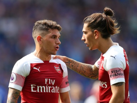 Unai Emery tells Lucas Torreira how to get in Arsenal starting XI