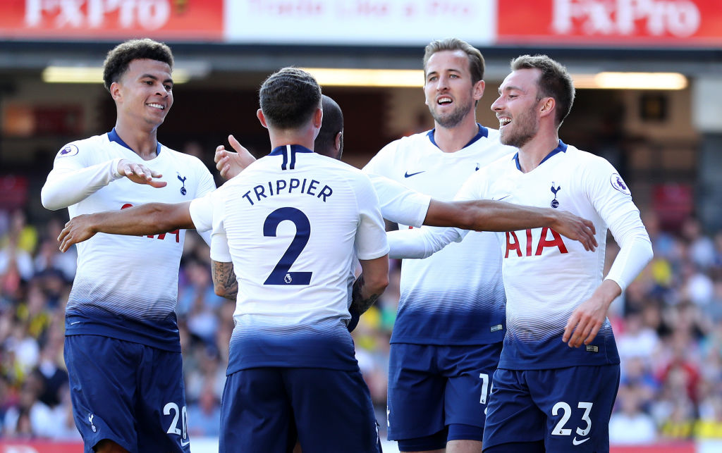 Tottenham vs Man City TV channel, live stream, kick-off time, team news and odds