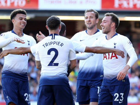 Tottenham vs Man City TV channel, live stream, kick-off time, team news and odds