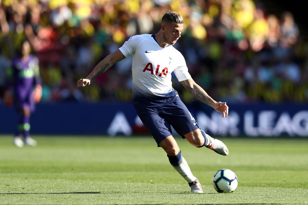 Toby Alderweireld speaks out on failed Manchester United transfer