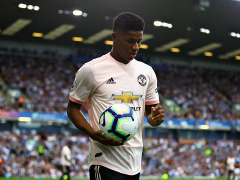 Ian Wright tells Marcus Rashford why he may need to leave Manchester United