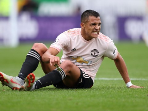 Jose Mourinho demands more from Alexis Sanchez as he makes Anthony Martial decision ahead of Man Utd vs Wolves