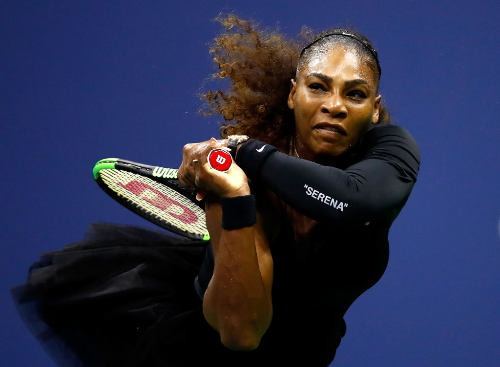 Serena Williams desperate to end four-year wait for US Open final spot
