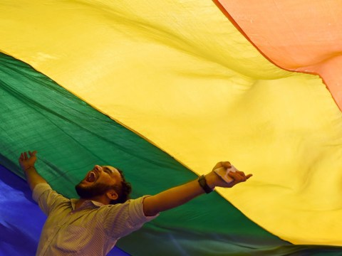 Decriminalisation of homosexuality in India is the world's biggest and most impactful gay law reform
