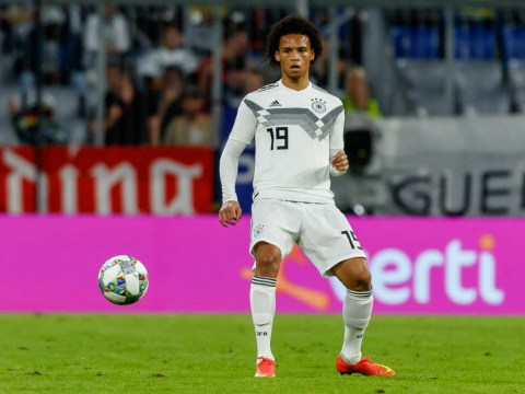 Manchester City star Leroy Sane leaves Germany squad to attend birth of child
