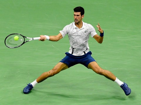 Novak Djokovic closes in on Pete Sampras Grand Slam haul after reaching eighth US Open final